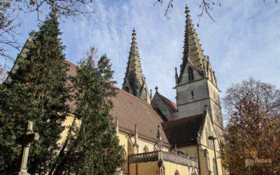 Die Oberhofenkirche in Göppingen