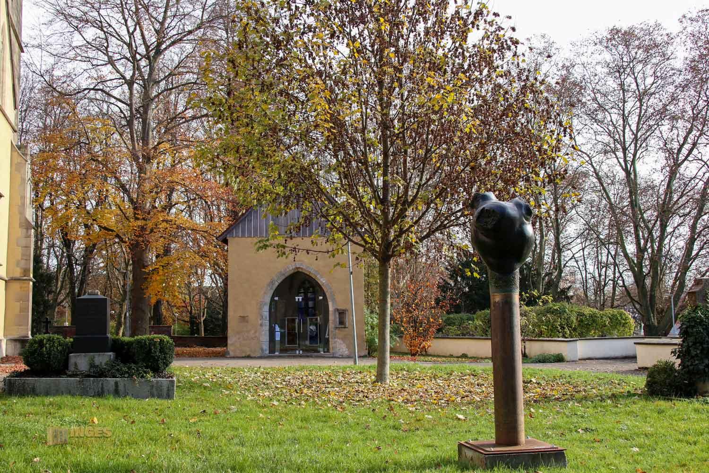 Heilig-Kreuz-Kapelle bei der Oberhofenkirche Göppingen 0243