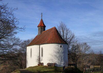 Marienkapelle Waldstetten-Wißgoldingen