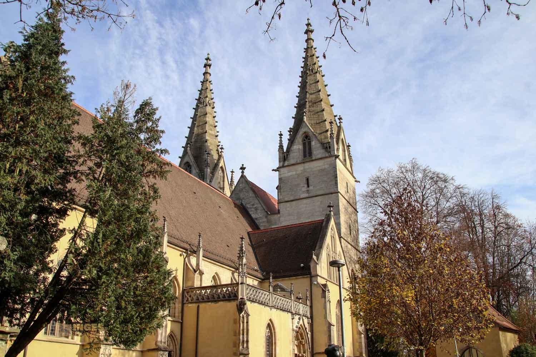 Oberhofenkirche in Göppingen
