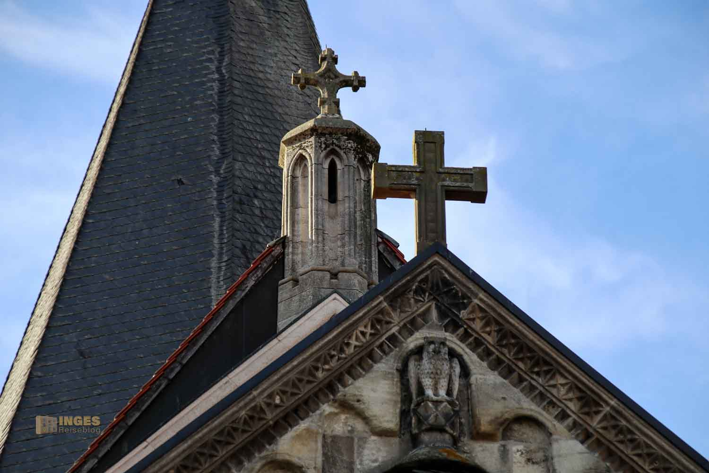 Stiftskirche in Faurndau