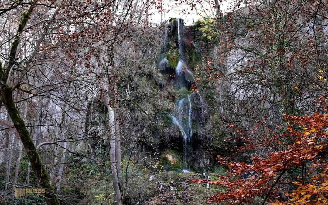 Am Uracher Wasserfall