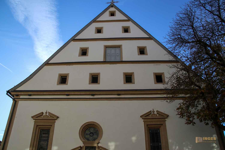 Außenansicht evang. Stadtkirche Göppingen 0463