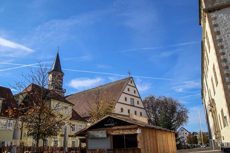 Außenansicht evang. Stadtkirche Göppingen 0480