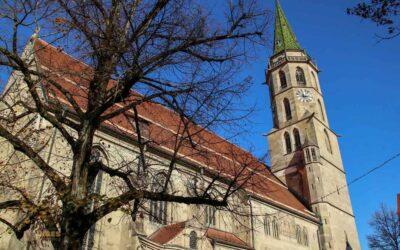 In der Stadtkirche von Schorndorf