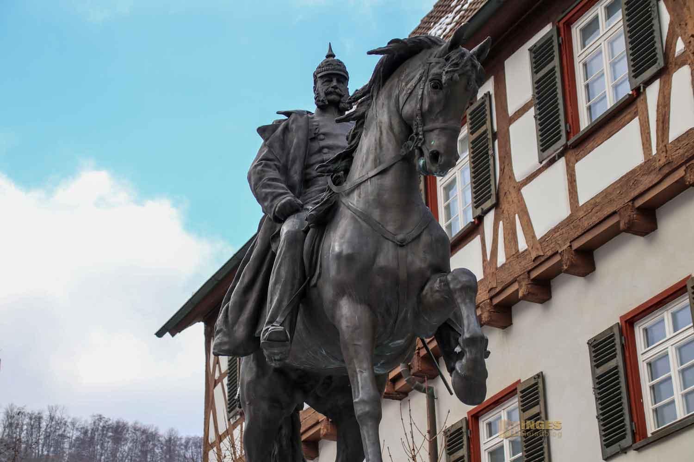 Bismarckdenkmal in Geislingen 0324
