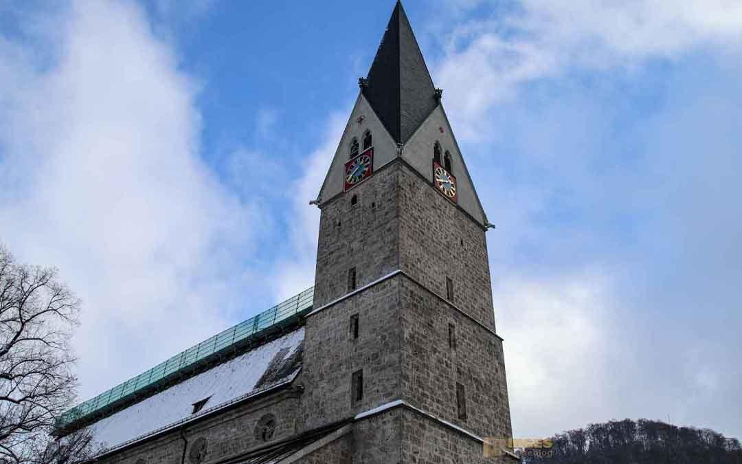 In der evangelischen Stadtkirche Geislingen a.d.Steige