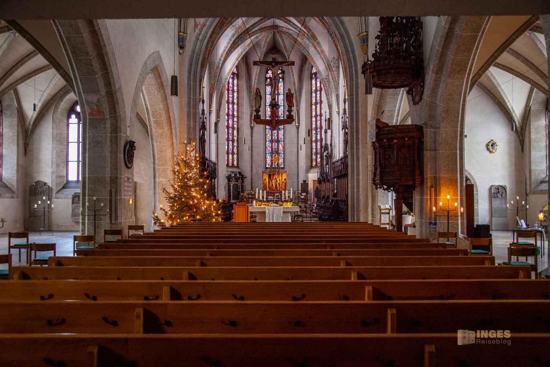Innenansicht evang. Stadtkirche Geislingen 0395-O