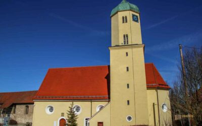 Evangelische Kirche in Lauterburg