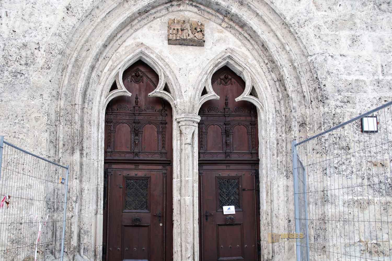 Nordportal evang. Stadtkirche Geislingen 0578