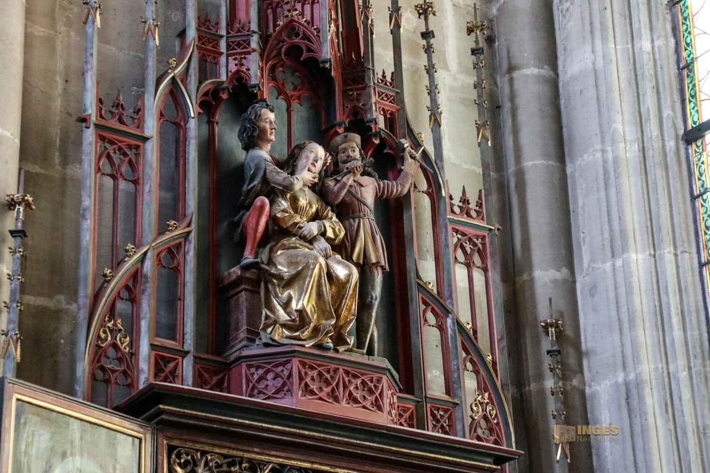 Sebaldusaltar Hl-Kreuz-Münster Schwäb. Gmünd 3392