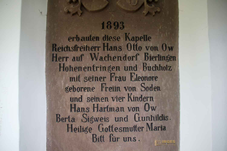 Burgkapelle Starzach-Wachendorf 4356