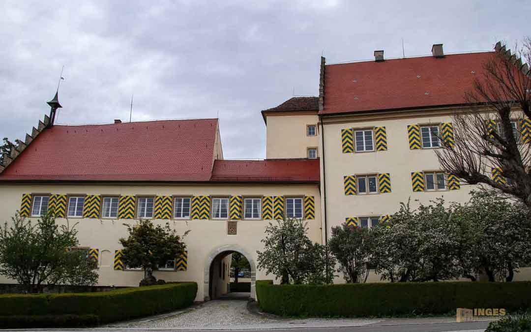 Auf und um Schloss Wachendorf in Starzach-Wachendorf