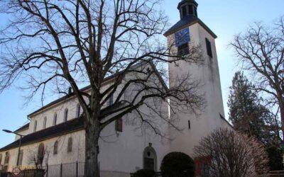 Die Stiftskirche in Bad Boll