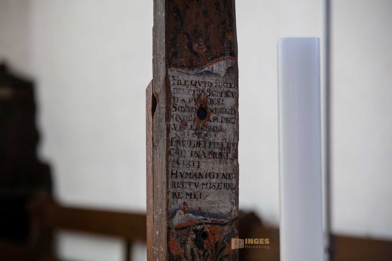 Kruzifix evang. Stiftskirche Bad Boll 0068