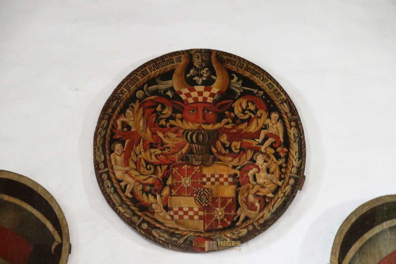 Wappenschilde Stiftskirche Bad Boll 2063
