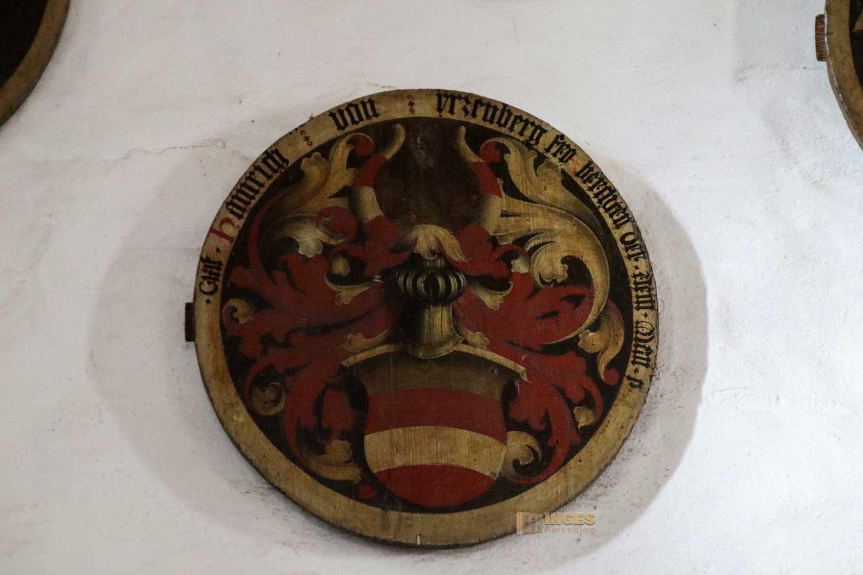 Wappenschilde Stiftskirche Bad Boll 2065