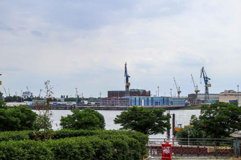 Blick auf Hamburg Hafencity 5897