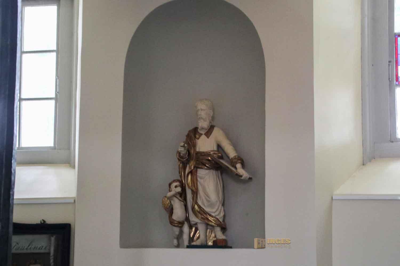 Hl. Paulus in der St.Pauli Kirche Hamburg 5808