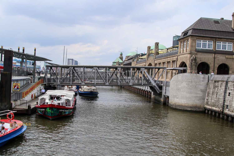 St.Pauli Landungsbrücken Hamburg 5968