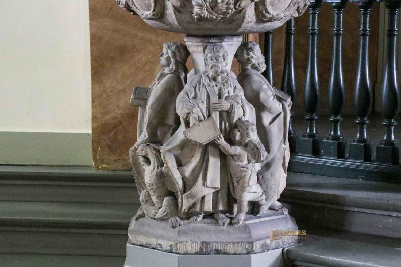 Taufbecken St.Pauli Kirche Hamburg 5825