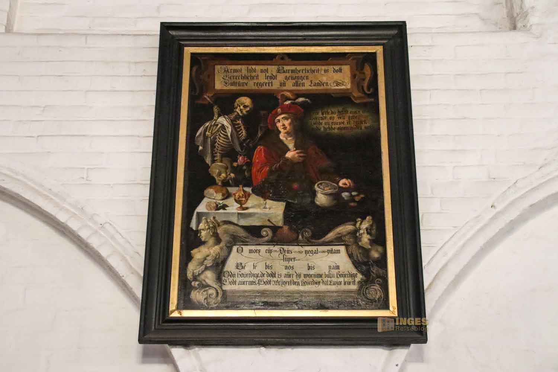 Der reiche Mann und der Tod in der Kirche St. Jacobi Hamburg 7216
