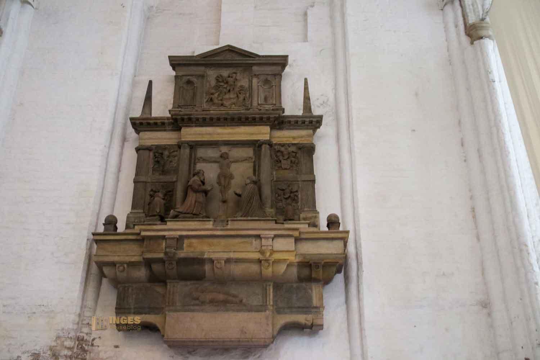 Epitaph der Familie Wetken in der St. Katharinen Kirche 7504