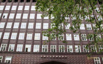 Das Chilehaus im Kontorhausviertel