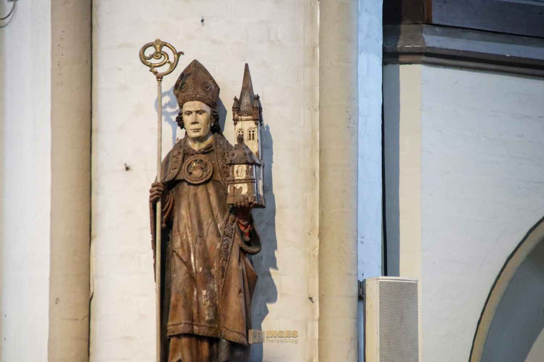 Hl. Ansgar Kirche St. Petri Hamburg 6760
