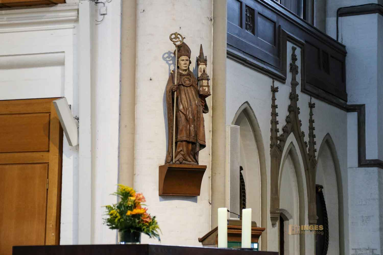 Hl. Ansgar Kirche St. Petri Hamburg 6789