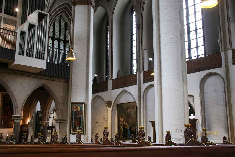 Hl. Ansgar Kirche St. Petri Hamburg 6808