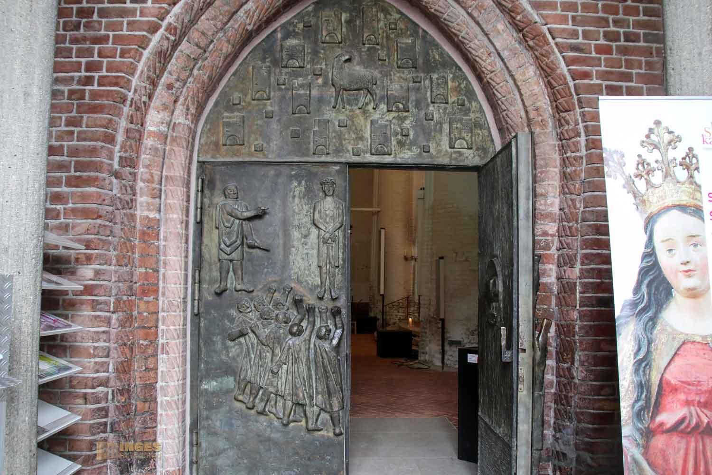 Kirchentüre St. Katharinen Hamburg 7435