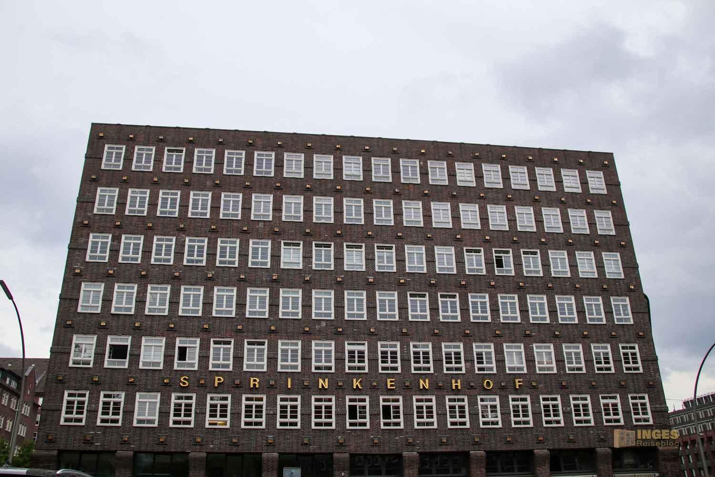 Sprinkenhof Hamburg Kontorhausviertel 7300