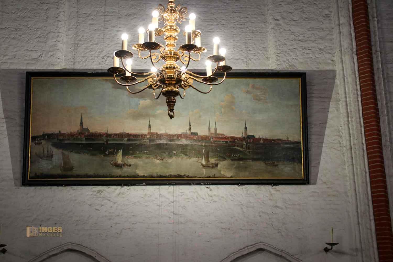 Stadtansicht von Joachim Luhn St. Jacobi Hamburg 7045