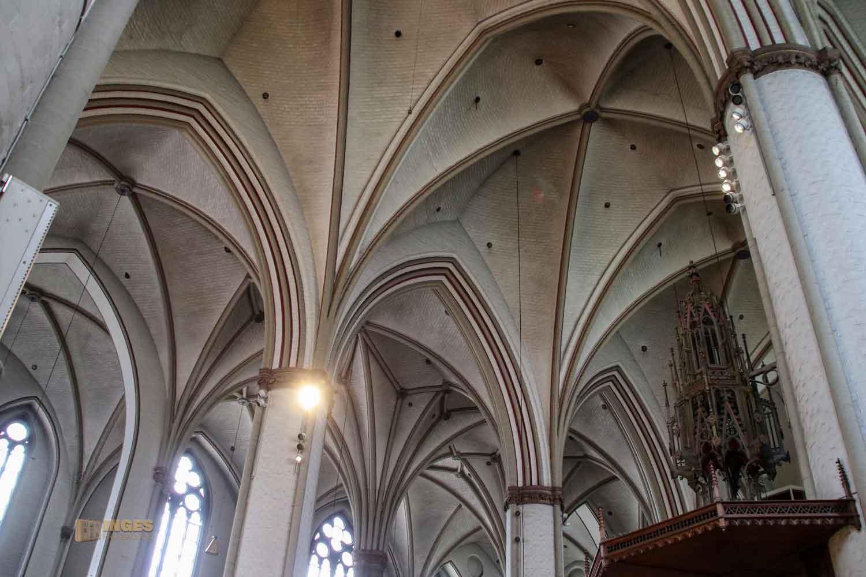 Sternenhimmel Kirche St. Petri Hamburg 6779