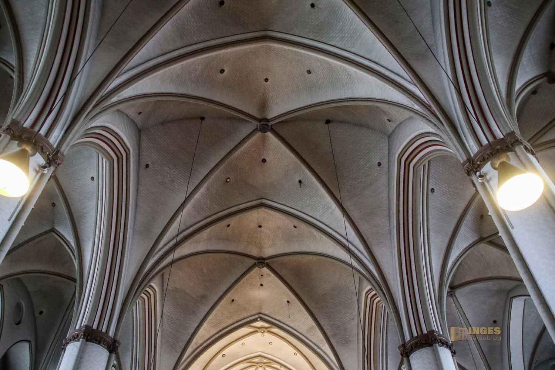 Sternenhimmel Kirche St. Petri Hamburg6868