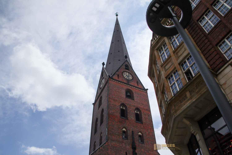 Turm St. Petri Kirche in Hamburg 6678