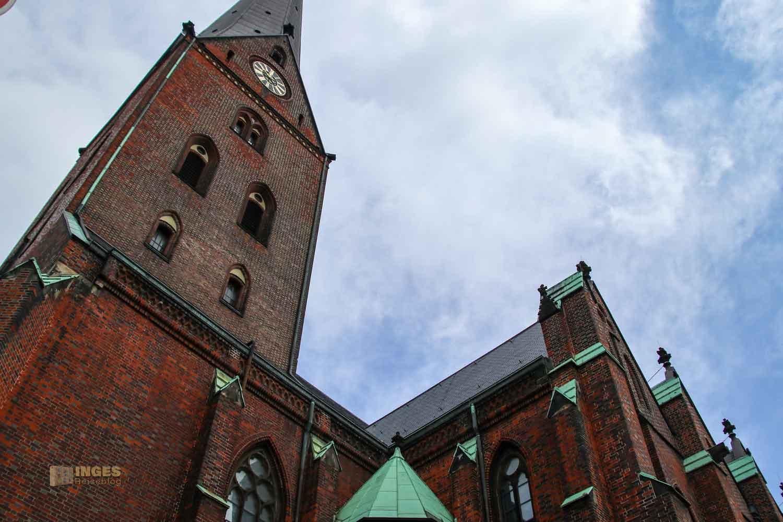 Turm St. Petri Kirche in Hamburg 6690