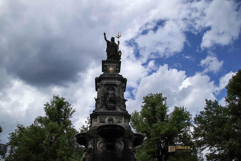 Hansabrunnen St. Georg Hamburg 0075