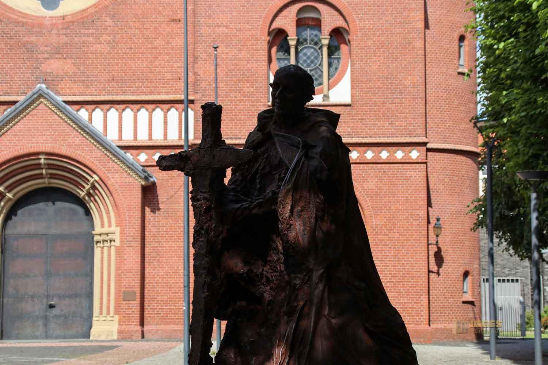 Hl. Ansgar St. Marien-Dom Hamburg 0096