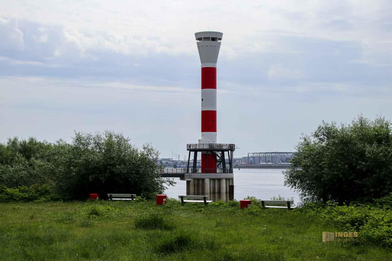 Leuchtturm Blankenese 0818