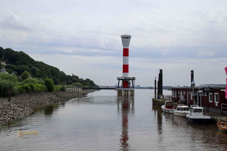 Leuchtturm Blankenese 0844
