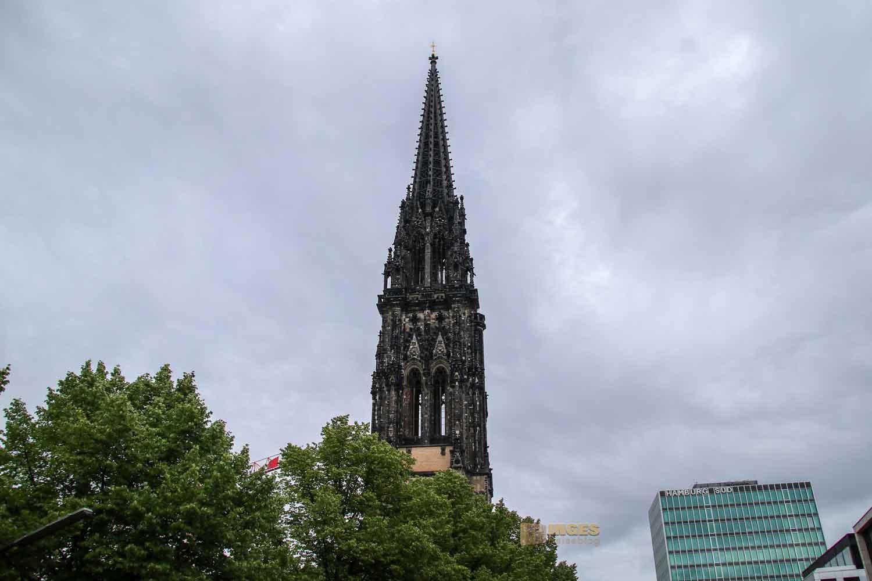 Mahnmal St. Nikolai Hamburg 7611