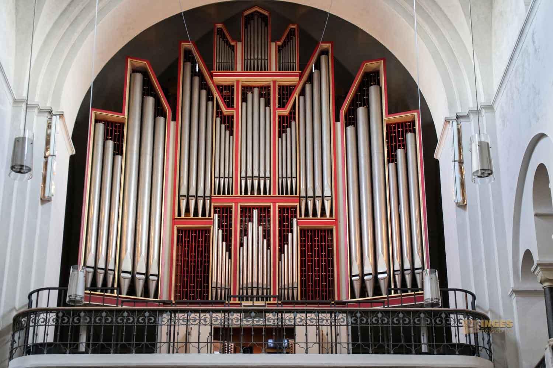 Orgel Mariendom Hamburg 0207